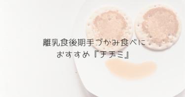 離乳食後期手づかみ食べにおすすめ『米粉チヂミ』