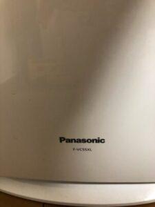 空気清浄機 Panasonic