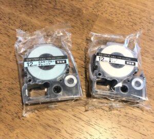 テプラテープ互換品