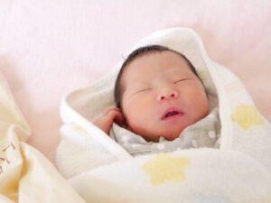 赤ちゃん生後1週間