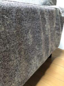 布製ソファー